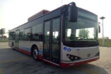 12米|10-41座金马纯电动城市客车(TJK6126BEV)