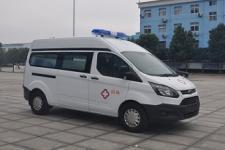 江铃福特新全顺V362柴油救护车