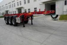 兴扬8.5米35.7吨3轴集装箱运输半挂车(XYZ9402TJZAD)