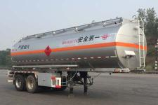 远达9米20.7吨2轴运油半挂车(SCZ9290GYY)