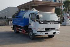 专威牌HTW5070GQWE型清洗吸污车