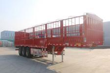 锣响12米33.1吨3轴仓栅式运输半挂车(LXC9402CCYE)