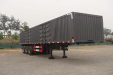 星达13米31.1吨3轴厢式半挂车(XXQ9390XXY)