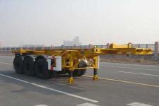 通华8.5米34.5吨3轴集装箱运输半挂车(THT9403TJZ)