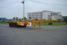通华12.4米30.5吨3轴集装箱运输半挂车(THT9370TJZ02)