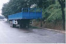 颜山10米20吨2轴半挂车(BSQ9263)