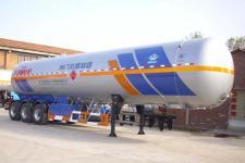 宏图13米24.8吨3轴液化气体运输半挂车(HT9409GYQ3D)