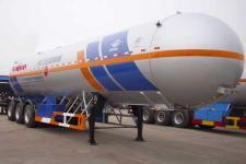 宏图13米24.4吨3轴液化气体运输半挂车(HT9409GYQD)