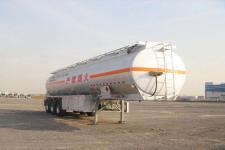 通华12.7米33.5吨3轴铝合金易燃液体罐式运输半挂车(THT9403GRYD)