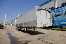 丛林13米20.7吨2轴铝合金翼开启厢式半挂车(LCL9280XYK)