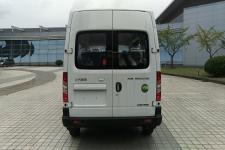 大通牌SH6521A2D5型多用途乘用车图片3