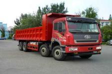 解放前四后八平头天然气自卸车国五350马力(CA3310P2K2L5T4NE5A80)