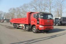 解放牌CA3310P66L7T4E22M5型平头天然气自卸汽车图片