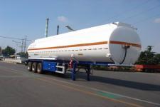 通华12.6米33.3吨3轴铝合金运油半挂车(THT9403GYYH)