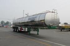 通华12.3米30吨3轴液态食品运输半挂车(THT9400GYS)