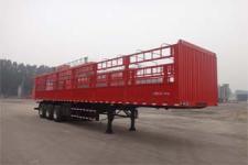明航13米33.2吨3轴仓栅式运输半挂车(ZPS9401CCY)