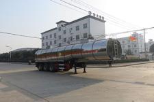 特运11.2米30吨3轴氧化性物品罐式运输半挂车(DTA9400GYW)