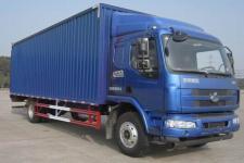 东风柳汽国五单桥厢式运输车180-211马力5-10吨(LZ5163XXYM3AB)