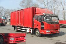 解放牌CA5160XXYP62K1L5E5型厢式运输车图片