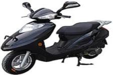 铃田LT125T-2N型两轮摩托车