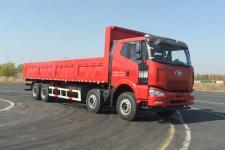 解放前四后八平头天然气自卸车国五394马力(CA3310P66L7T4AE22M5)