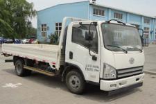 解放牌CA1041P40K2L1E5A84型平头柴油载货汽车