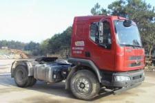 乘龙单桥集装箱半挂牵引车220马力(LZ4151M3AB)