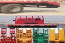 大力牌DLQ5160TPBY5型平板运输车图片