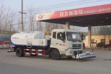 东风天锦国五高压清洗车(8方水域、4方尘)