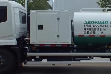 森源牌SMQ5160GQXDFE5型清洗车图片