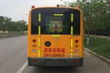 舒驰牌YTK6570X5型幼儿专用校车图片3