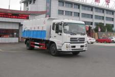中洁牌12方东风天锦XZL5165ZDJ5型压缩式对接垃圾车  13797889952