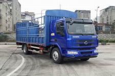东风柳汽国五单桥仓栅式运输车143-163马力5-10吨(LZ5121CCYM3AB)