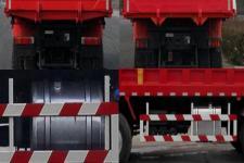 红岩牌CQ3316HXVG366LA型自卸汽车图片