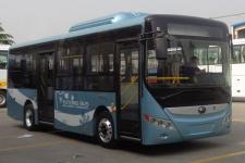 8.1米|10-25座宇通纯电动城市客车(ZK6805BEVG9)