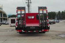 程力威牌CLW5250TPBC5型平板运输车图片
