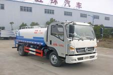 国五东风6吨洒水车