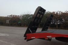楚风牌HQG5250TPBGD5型平板运输车图片
