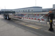 晟通牌CSH9351TJZ型集装箱运输半挂车图片