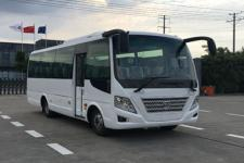 华新牌HM6733LFD5J型客车图片