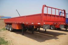 骏通10.5米31吨3轴半挂车(JF9380)