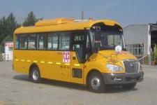 宇通牌ZK6739DX51型中小学生专用校车图片