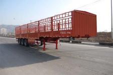 骏通13米33吨3轴仓栅式运输半挂车(JF9400CCY)