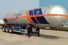 宏图13.6米26吨3轴液化气体运输半挂车(HT9409GYQA7)