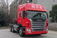 江淮后双桥,后八轮牵引车500马力(HFC4251P12K8E33S1HV)