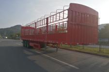 中集12米34吨3轴仓栅式运输半挂车(ZJV9405CCYSZ)