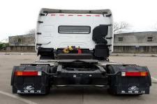 乘龙牌LZ4184H7AB型集装箱半挂牵引车图片