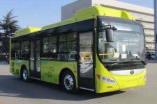 8.5米|10-30座宇通插电式混合动力城市客车(ZK6850CHEVNPG35)