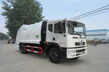 国5东风D701(大多利卡)压缩垃圾车