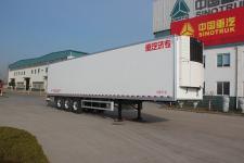 绿叶12.5米30.8吨3轴冷藏半挂车(JYJ9401XLC)